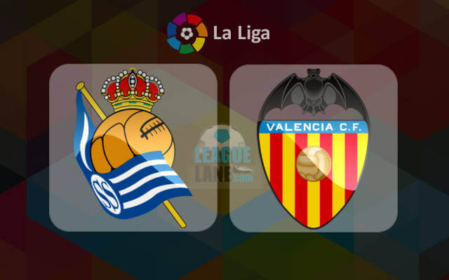 Реал Сосьедад - Валенсия 10 декабря 2016 года