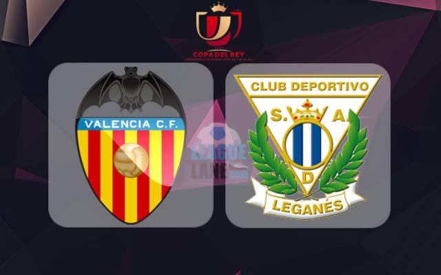 Валенсия - Леганес 21 декабря 2016 года
