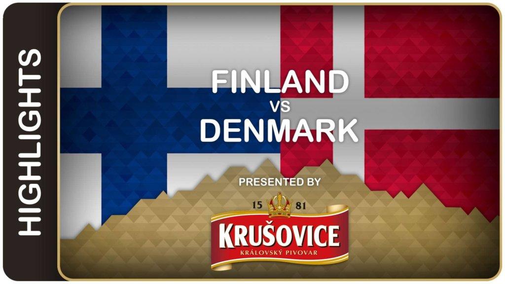 Дания - Финляндия 27 декабря 2016 года анонс игры МЧМ-2017