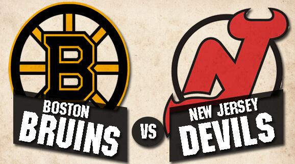 Нью-Джерси Девилз - Бостон Брюинз 3 января 2017 года