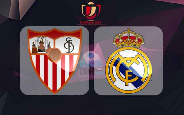 Анонс игры Севилья - Реал Мадрид 12 января 2017 года Кубка Короля