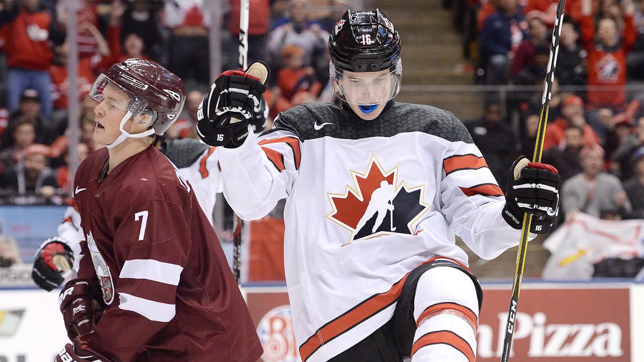 анонс игры Канада - Чехия 2 января 2017 года